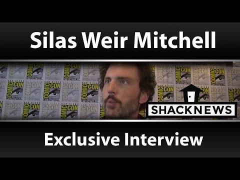 Grimm Silas Weir Mitchell Talks Video Games