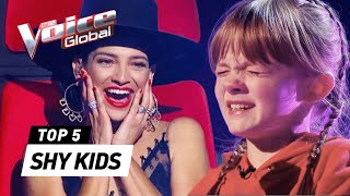 These SHY kids bring TEARS to The Voice Kids