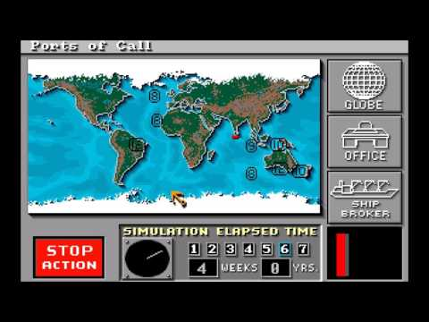 Ports of Call (Amiga, 1987) |
