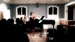 Shostakovich ~ Violin Concerto #1: Mov. #4 (excerpt)