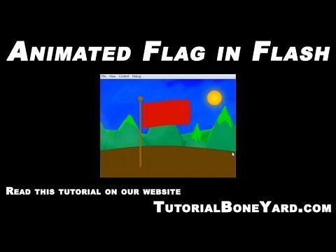 Flash Animated Flag Tutorial