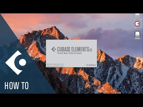 Download, Activate and Install Cubase Elements | Getting Started with Cubase Elements 10