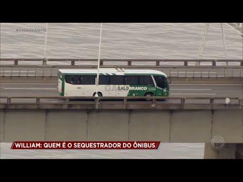 Resultado de imagem para Polícia quer descobrir motivação de sequestro de ônibus no Rio
