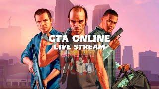 GTA Online | Live Stream 6/13/18 (PS4)