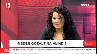Ayşegül Tözeren neden gözaltına alındı? / Enver Aysever ile Ayrıntılar / 29 Ağustos 2019
