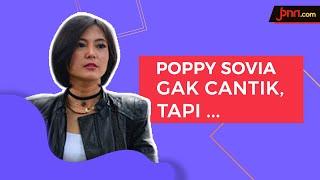 Gaya Poppy Sovia Pakai Perhiasan - JPNN.com