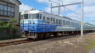 越後線115系ニイN-34編成