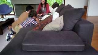 GLOW IN sofa