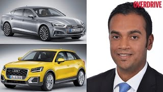 A5 confirmed, Q2 undecided - Audi India Head in conversation with OD