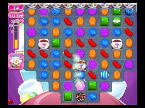 Candy Crush Saga Level 2265 - NO BOOSTERS