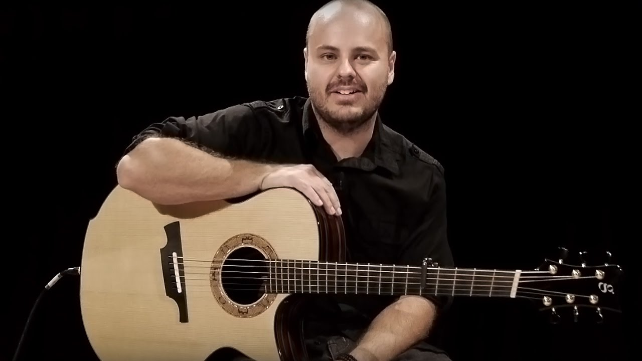 Andy McKee - Rylynn Guitar Lesson #1 [WITH ANDY] - YouTube