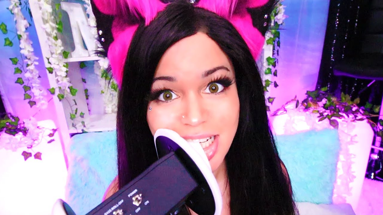 BITING YOUR EARS OFF for ASMR 😬👂 Mouth Sounds No Talking 👄