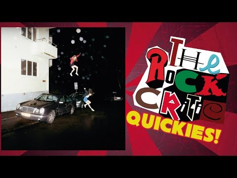 """QUICKIES!: Brand New - """"Science Fiction"""""""