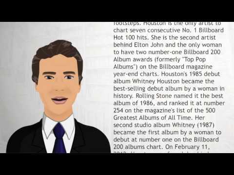Whitney Houston - Wiki Videos