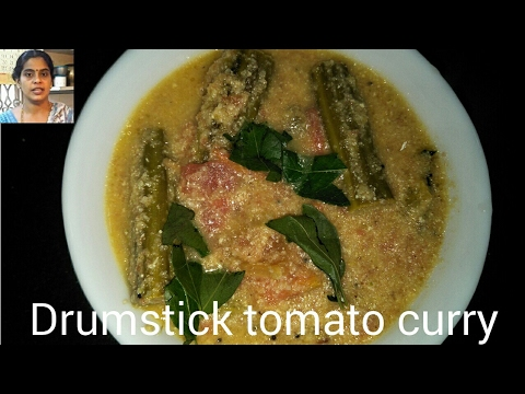Drumstick Tomato Curry (Parvathy Rajkumar )
