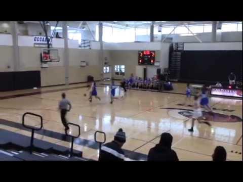 Darrian Cross College of Marin Women's Basketball