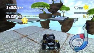 Gripshift Demo Gameplay