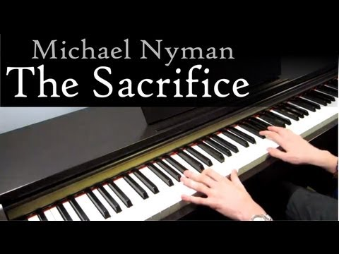 Michael Nyman - The Heart Asks Pleasure First - Piano [HD]