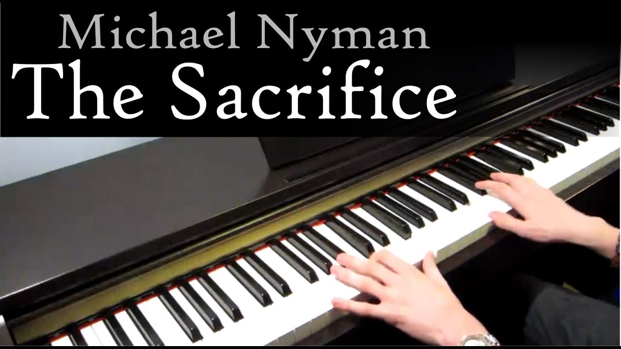 Michael Nyman The Heart Asks Pleasure First Piano Hd