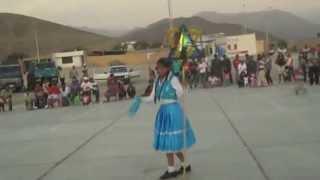 NAVIDAD DE OCAÑA,  AYACUCHO Y HUANCAVELICA EN TULIN-EL INGENIO - NASCA 2013, CONTRAPUNTO DAMAS