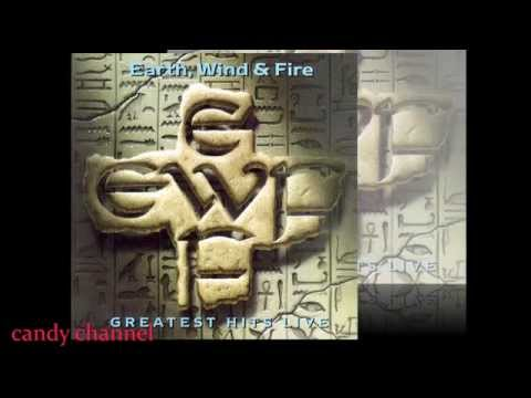 Earth Wind & Fire - Greatest Hits Live  (Full Album)