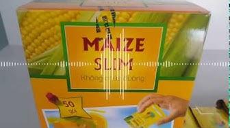 Đường ăn kiêng Maize Slim - Mediphar USA