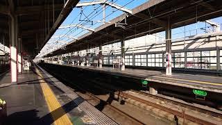 【阪急】新製試運転❗1000系1014F 茨木市駅通過