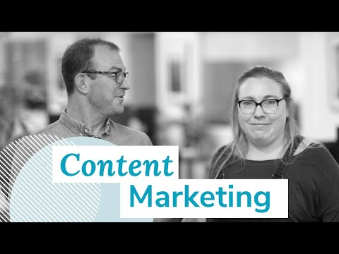 What is Content Marketing? | Monday Marketing Minute by Oneupweb