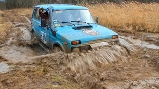 Нива vs Suzuki Samurai vs Уаз vs Уаз Буханка Off Roading 4х4