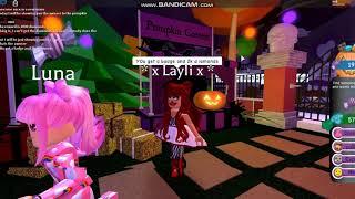 ROBLOX Royale High Halloween Update Contest Awnser