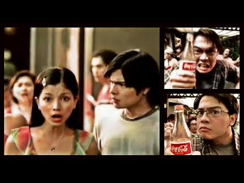 Sino'ng Uminom ng Coca-Cola sa Villa Villa? (2002 Philippine Commercial, Episode 1.1)