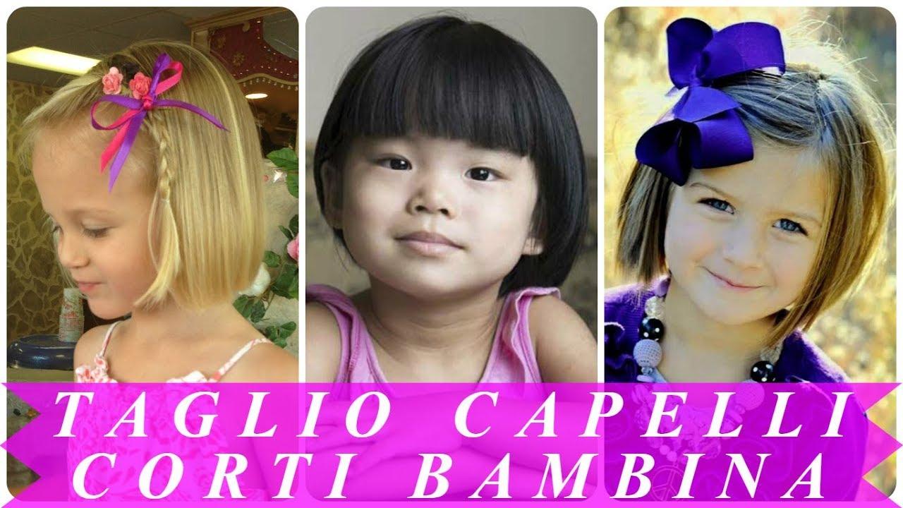 Acconciature Bellissime Capelli Corti Bambina 2018