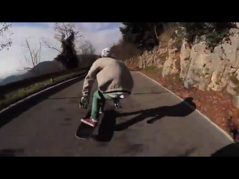 Welcome to the team BABOON BOARDS - Nicoló Castiglione