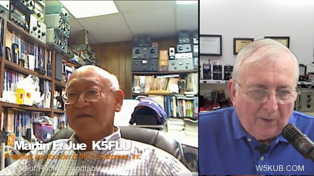 amateur radio roundtable 1 10 17 - youtube