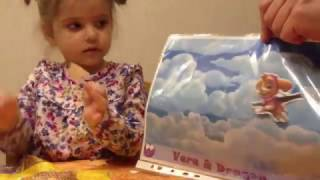 видео Дракончик из помпонов