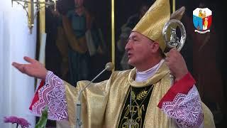 Homilia ks Biskupa Andrzeja Jeża na Marsz Życia w Grybowie - 08.10.2017