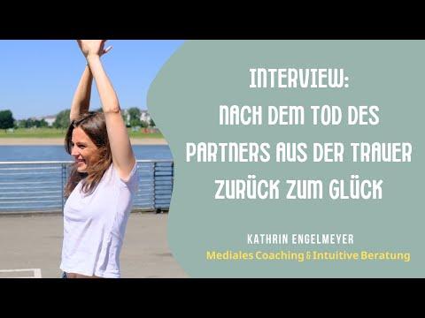 Nach Dem Tod Des Partners Aus Der Trauer Zurück Zum Glück - Interview Mit Julia Stoverock