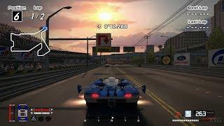 Gran Turismo 4 - Toyota MINOLTA 88C-V Race Car