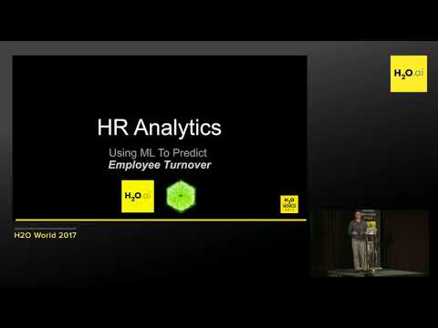 HR Analytics: Using Machine Learning to Predict Employee Turnover - Matt Dancho, Business Science