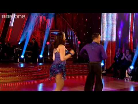 Strictly Come Dancing 2009 - Series 7 Week 4 - Natalie Cassidy's Salsa - BBC One