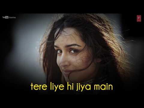 Tum Hi Ho  Aashiqui 2 Full HD Movie in Tamil --   Aditya Roy Kapur, Shraddha Kapoor