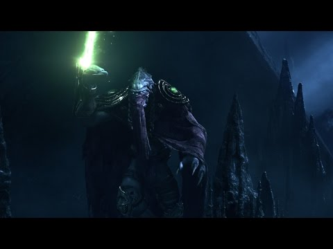 StarCraft II: Legacy of the Void  - Prologue Preview