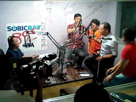 RannieRaymundo,ChadBorja,RichardReynoso,RenzVerano 89.5-FM Subic