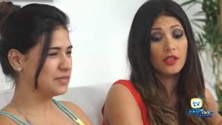 Simone e Simaria no programa TV Dá Notícias