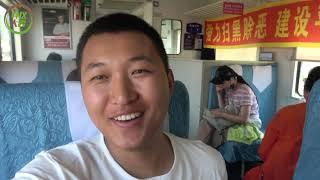 小伙背包去虎林,坐了六个小时绿皮车,遇见了那位三农大咖?
