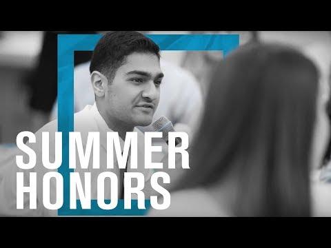 AEI Summer Honors Program