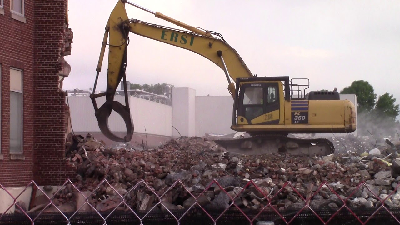 Wyeth Demolition Update  8-13-19