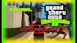 Tutorial -  Como instalar o GTA Rio de Janeiro (PT-BR)
