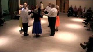 Beseda Quadrille Demonstration (Cambridge, UK)
