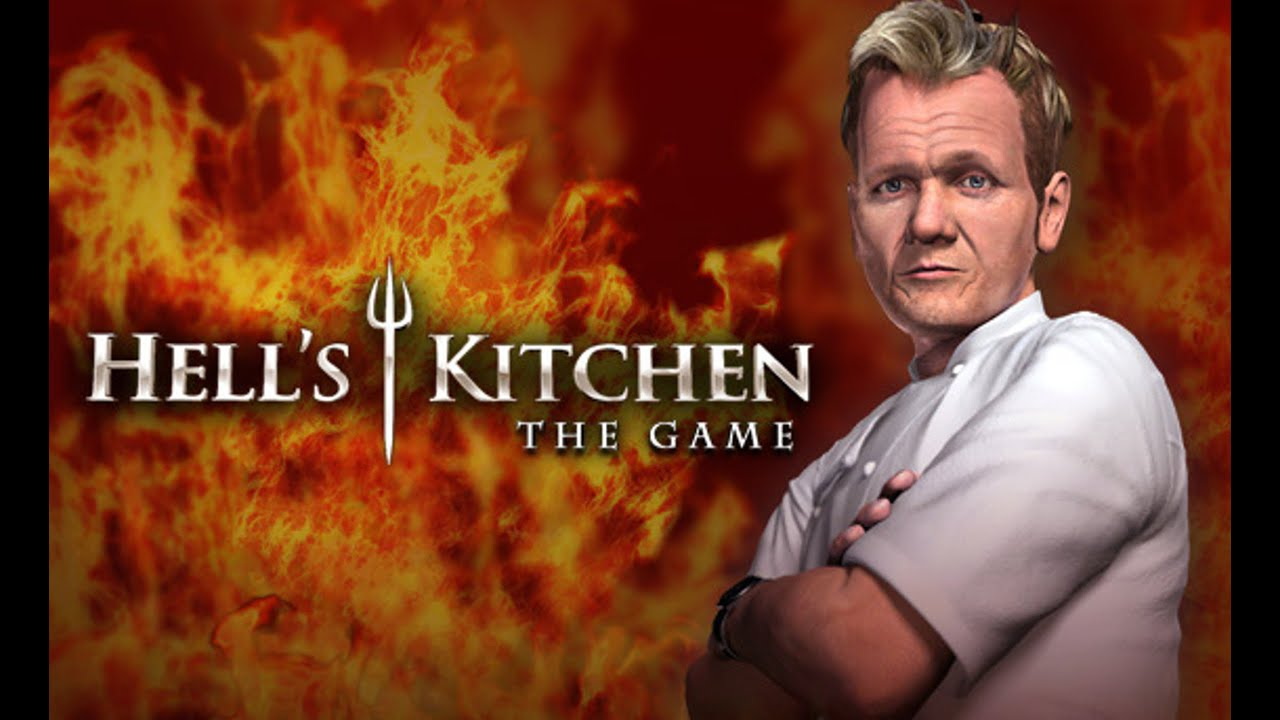 heavy metal gamer hell s kitchen the video game review youtube